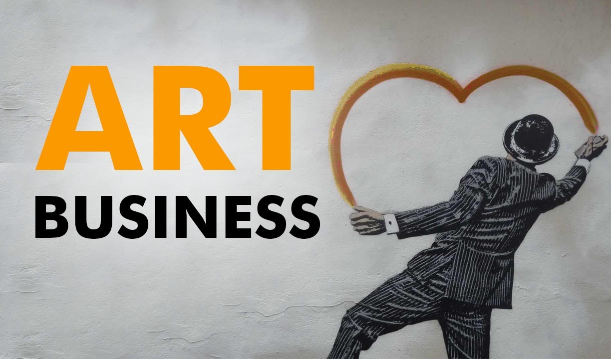 art in business